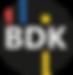 Logo der BDK Informatik AG, der Softwarepartner für die Transport- und Logistiklösung.