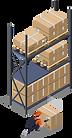 Barcodescanning und Lagermanagement für Transportunternehmen.