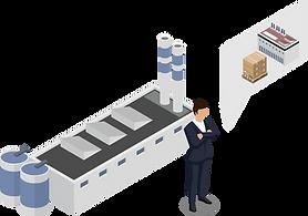 Die automatische und digitale Auftragserfassung ist die Voraussetzung für die Digitalisierung der Logistikindustrie.
