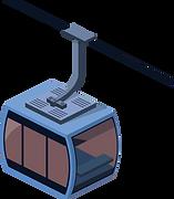 Digitale Lösung für Gütertransporte von Bergbahnen.