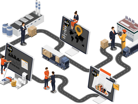 Logistik 4.0 und digitale Prozesse