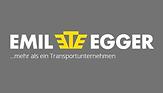 Logo des Transportunternehmens Emil Egger aus St. Gallen.