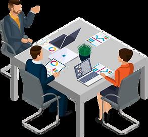 Projektmanagement für Logistik 4.0 und Digitalisierungsprojekte für Transportunternehmen.