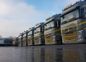 Durchgängige Lösungen für komplexe Transport- und Logistikbetriebe - Erfolgsstory Hans Mathys AG