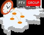 Tourenplanung und Routenoptimierung für Transportunternehmen.