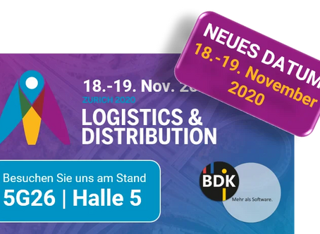 Verschiebung Logistics&Distribution