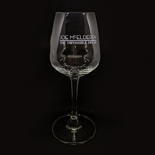 Impossible Dream Wine Glass