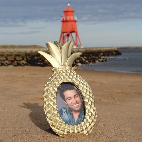 Pineapple Photo Frame