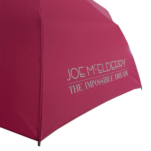 Impossible Dream Pink Umbrella