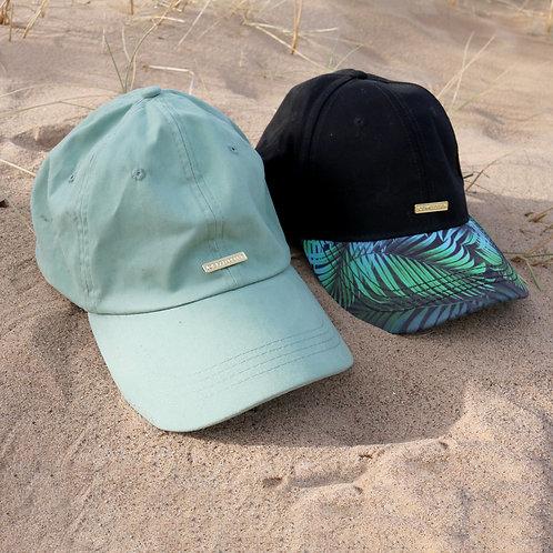 Tropical Baseball Caps