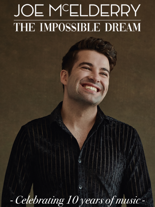 The Impossible Dream Tour - Brochure