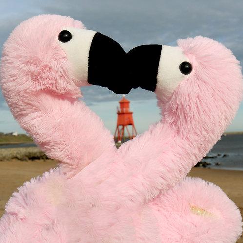 Fuzzy Flamingos