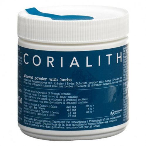 Corialith Mineralien Basen Drink 250 gr.