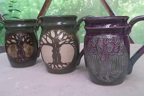 Tree Goddess Custom design mug