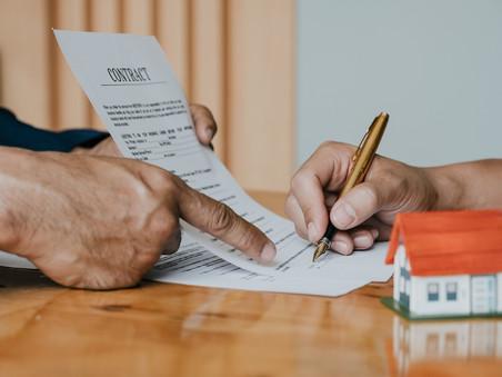 Cancelar um crédito à habitação