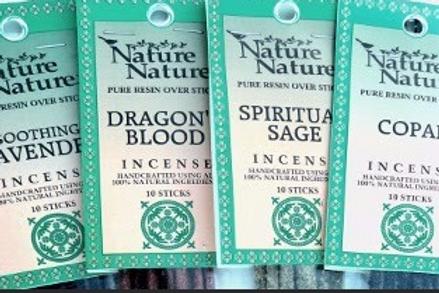 Nature Nature Incense