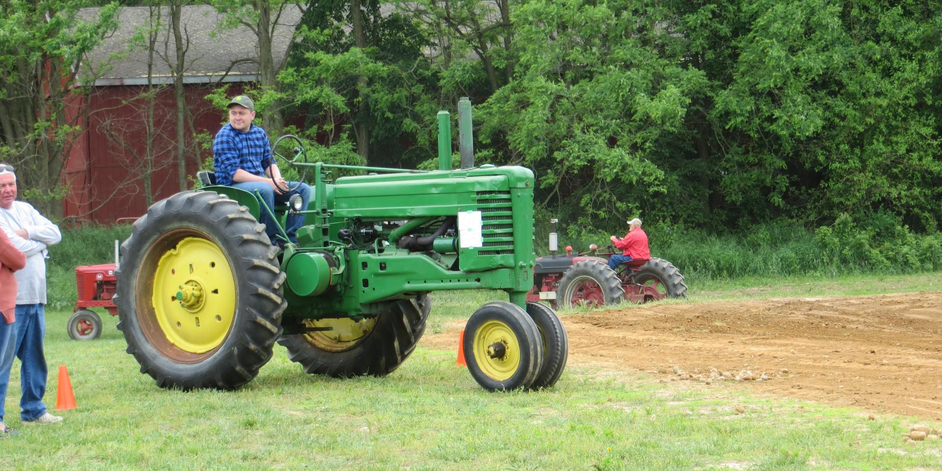 June 2, 2018 Tractor Pulls