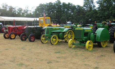 Orchard & Vineyard tractors