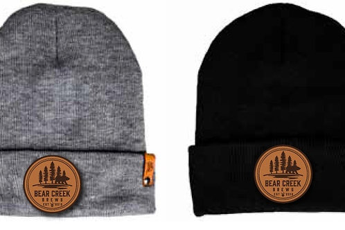 Bear Creek Brews Beanie