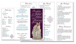 Brochure of Services