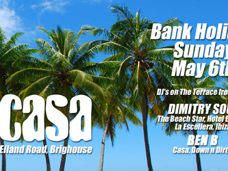 Dimitry Soul at Casa, UK