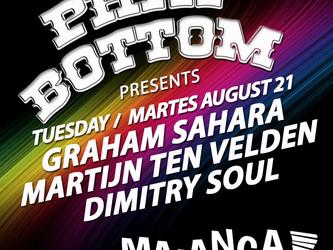 Phatbottom Party Ibiza