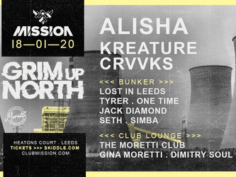 Club Mission, Leeds. January 18th 2020
