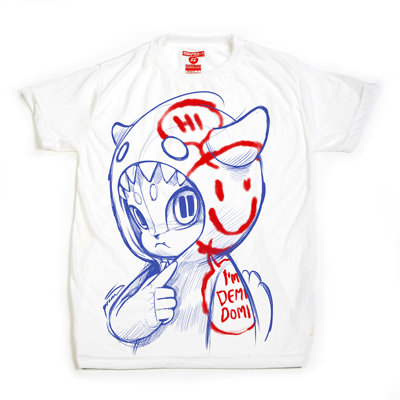 Demi Domi Tshirt Serie 1
