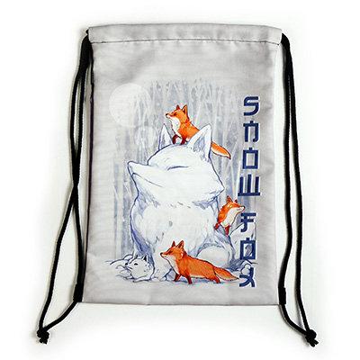 Snow Fox & Husky on Tour