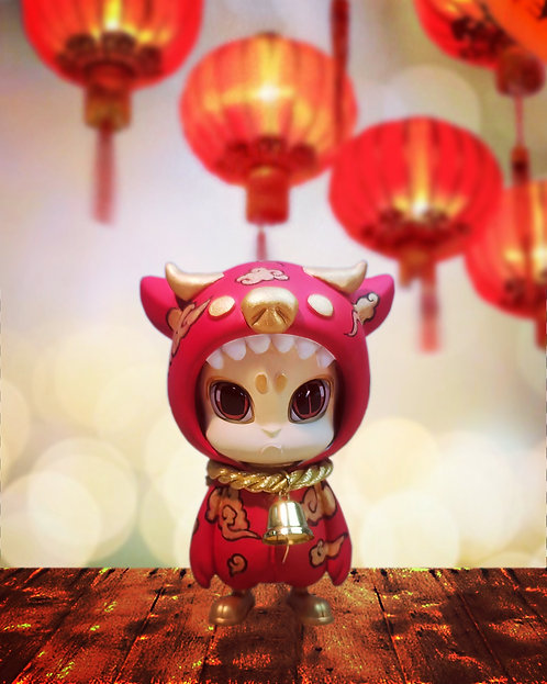 Demi Domi version Chinese New Year 2021