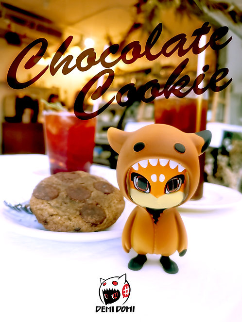 Demi Domi Chocolate Cookie Version