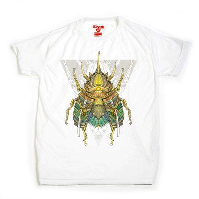 16 Samurai Beetle