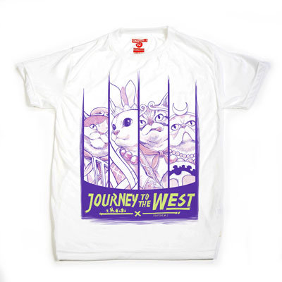80 Journey to the West