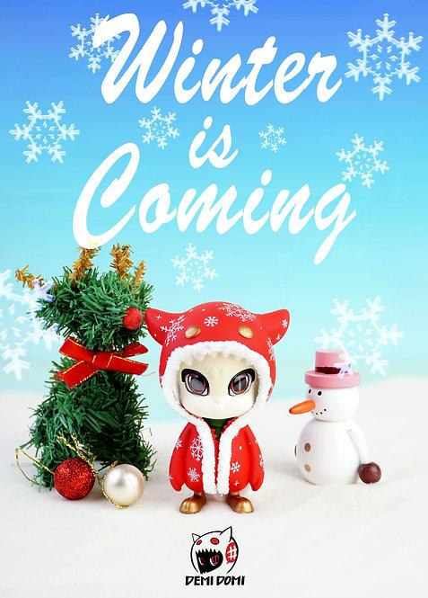 Demi Domi version Christmas 2019