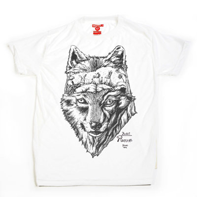 64 Wolf and Rabbits