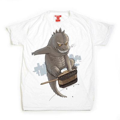 54 Godzilla Skateboard