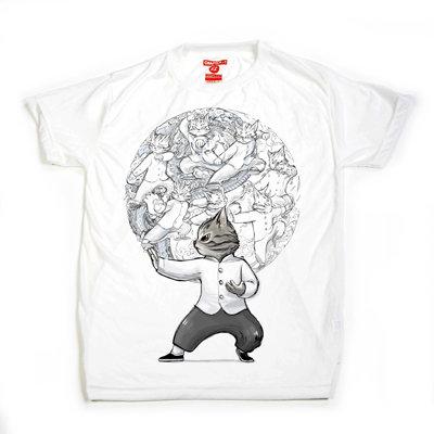 89 Kung fu Cat