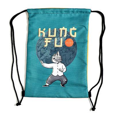 Kung fu Cat & Aerobic Cat
