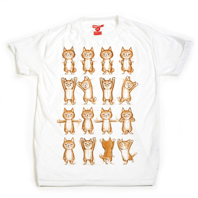 39 Aerobic Cat