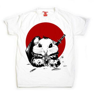 53 Hamster Ninja