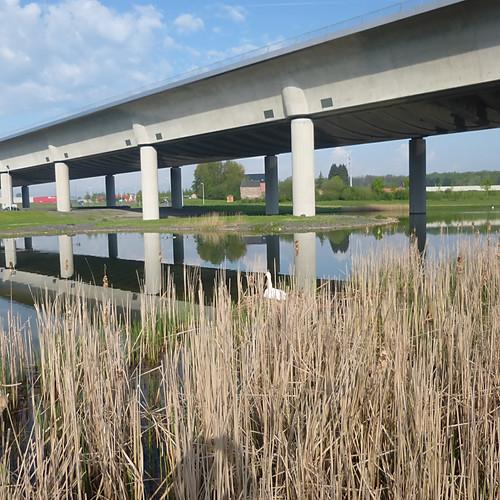 15km autour des voies d'eaux du canal du centre
