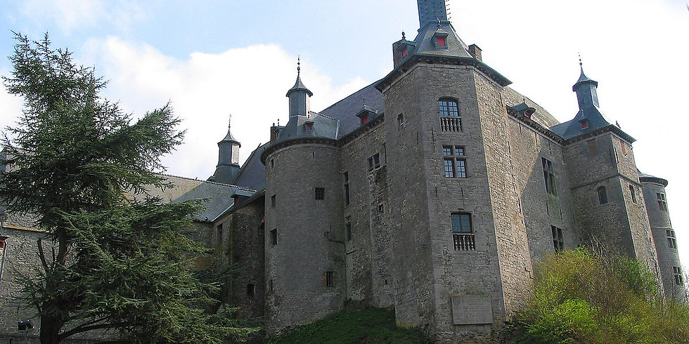 12 Août Visite du Château fort