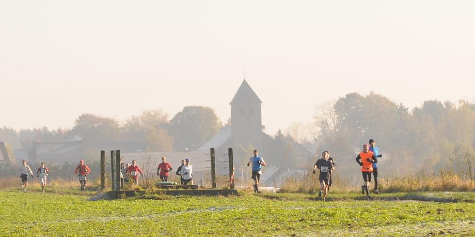 Trail de l'Orneau 20 Octobre Bossière Gembloux