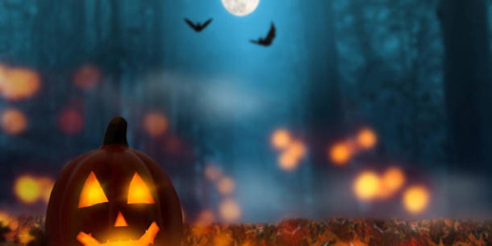 Balade d'Halloween jeudi 31 Octobre