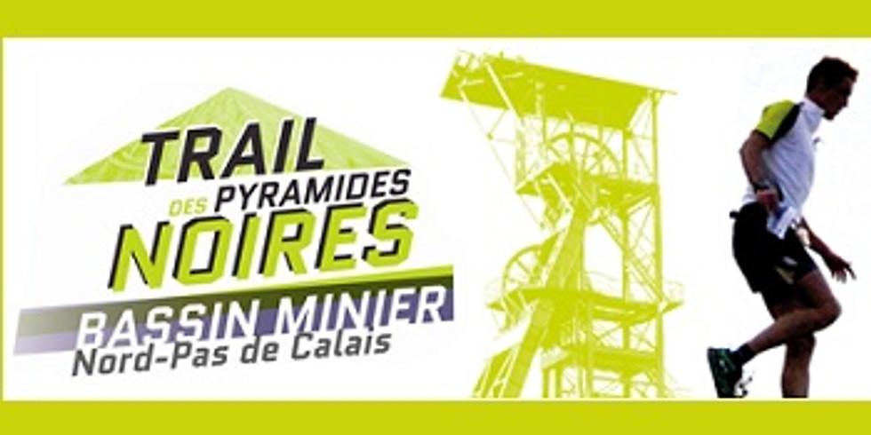 EN PROJET Trail des Pyramides Noires, 22km, 30 Mai à Oignies FRANCE