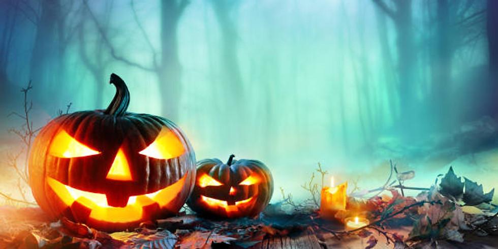 Marche d'Halloween +/-  10km