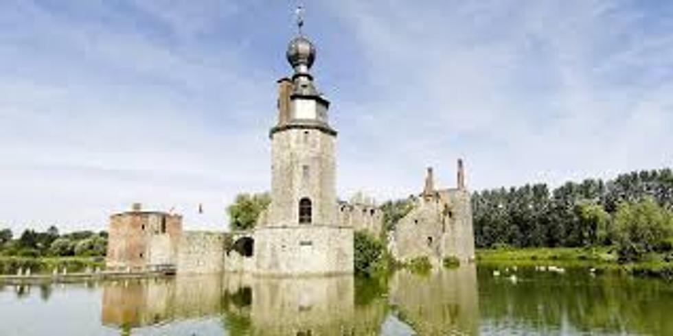 Marche cool château d'Havré 16 avril 14h