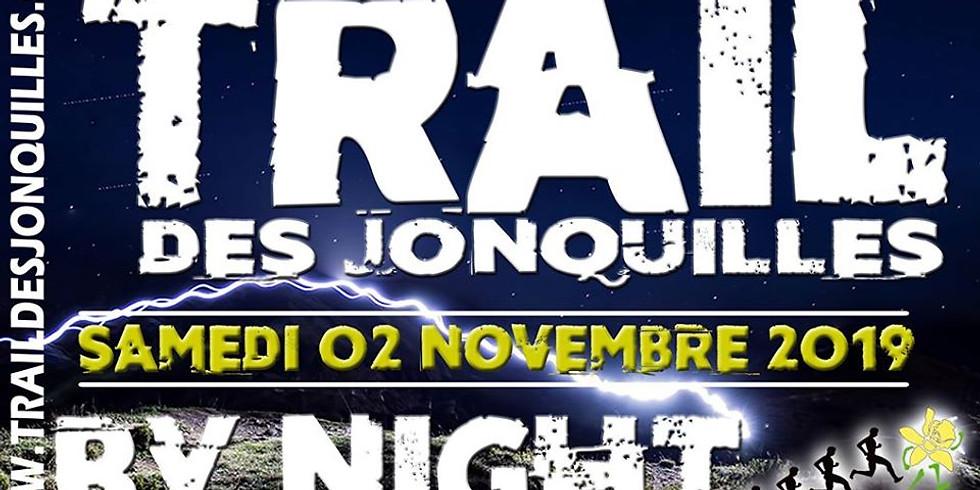Trail des Jonquilles by night (en projet)
