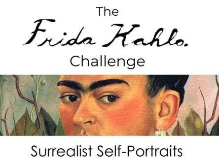 Surrealist Self-Portrait Friday Challenge - Due 2/26