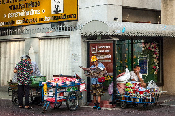 Bangkok, Thailand 2003
